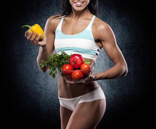 питание для набора мышечной массы для девушек