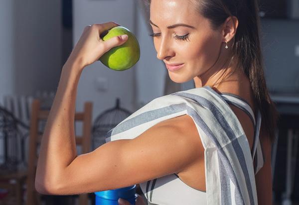 диета для набора мышечной массы для девушек