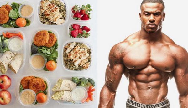продукты с высоким содержанием белков