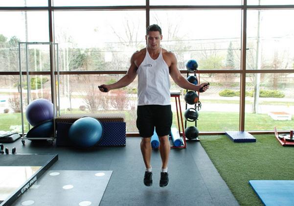 правильно прыгать на скакалке чтобы похудеть