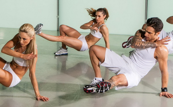 табата комплекс упражнений