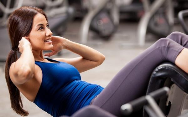 как накачать пресс боковые мышцы