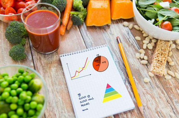 программа питания для сушки тела для девушек