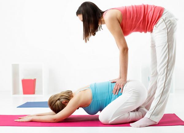 Как укрепить спину и поясницу