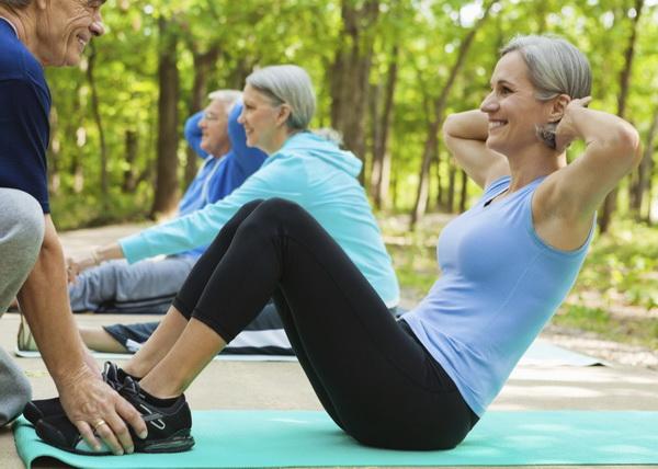 чем полезен фитнес для женщин после 40 лет