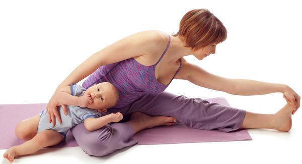 когда можно заниматься фитнесом после родов