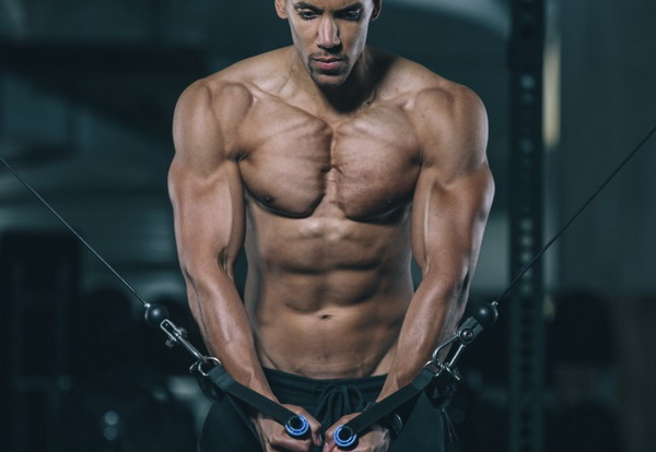 Упражнения для увеличения грудной клетки