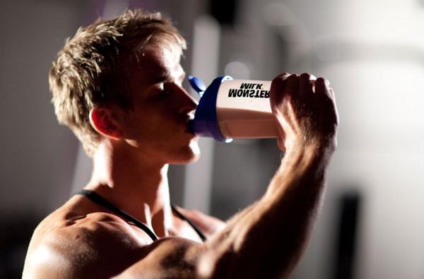 правила питания после тренировки