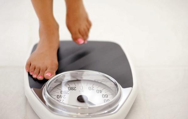 резкий набор веса у женщин