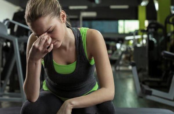 Простуда и тренировки для похудения