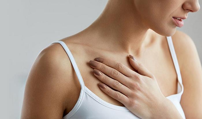 Лучшее средство от растяжек на груди