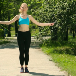 упражнения на скакалке для похудения