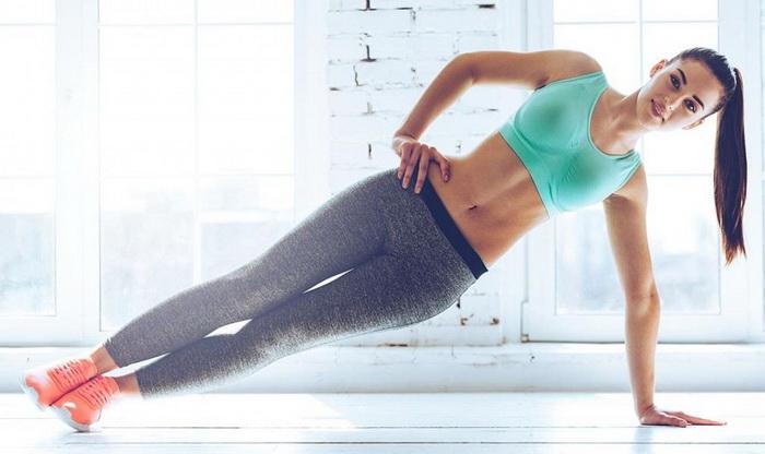 Статические упражнения для девушек