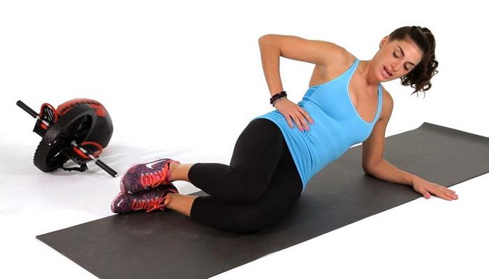 Подготовка в выполнению упражнения