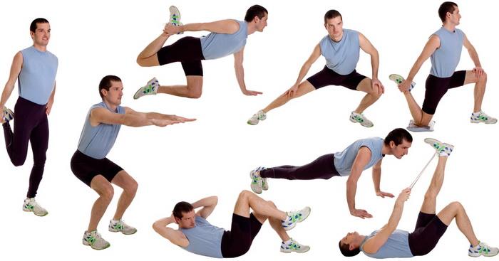 Круговая тренировка для мужчин