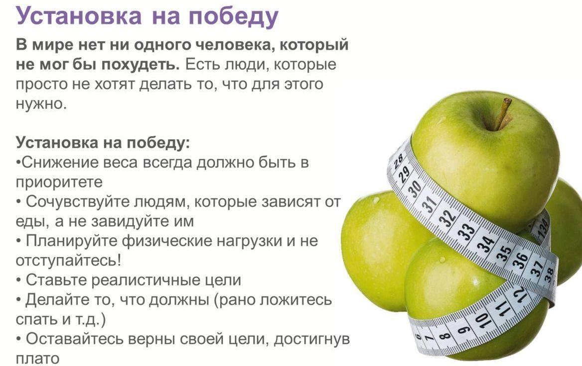 Каждый может сбросить вес, но важно сделать это правильно