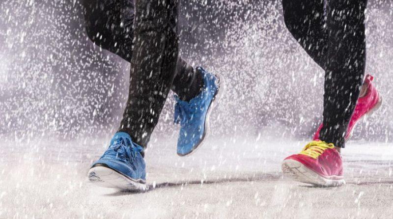 бег зимой на улице польза и вред