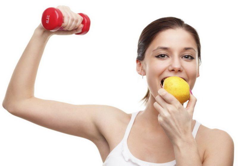 как быстро набрать вес девушке