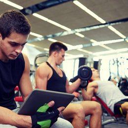 дневник тренировок в тренажерном зале