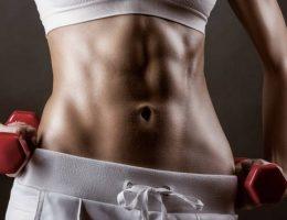 как накачать боковые мышцы пресса