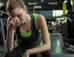 тренировки при простуде