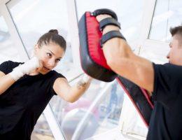 упражнения для силы удара рукой