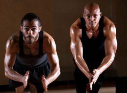 жиросжигающая тренировка для мужчин